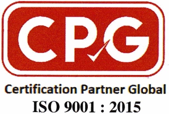 ISO 9001 :2015 Certification Partner Global
